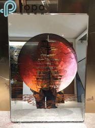 La décoration moderne et Fashion peinture sur verre pour la décoration intérieure (MR-YB1-DH002)