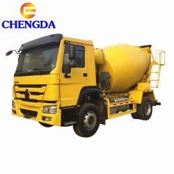 具体的なミキサーのトラックを混合するSinotruk HOWO 6X4 8m3のセメント