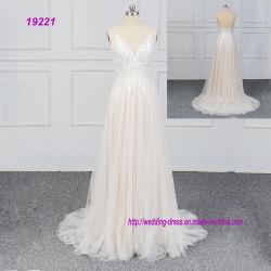 Vestido de Novia el verano de 2019 Modern Trajes de Novia elegante vestido de boda