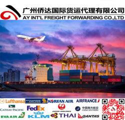 グアムへの中国の貨物運送業者の証券外務員