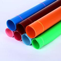 0,75 mm feuille de plastique PVC rigide de couleur pour le thermoformage emballage