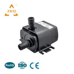 12V 24V Brushless Motor die van gelijkstroom de Automobiel MiniPomp van het Water koelen