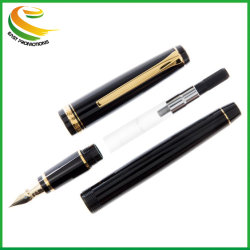 Penna di fontana di lusso con il marchio su ordinazione per il commercio