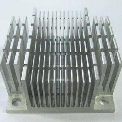 Global Customized Aluminium Heat Sink / radiator