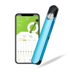 Anyvape Nicsung ns1/9004 Bluetooth Smart Control de la Chine E Barre de bouffée de cigarette