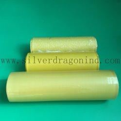 12mic agarrar de PVC para acondicionamento de frutas de filme de pacote
