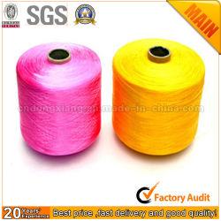 중국 도매 색깔 PP Multifilament 털실