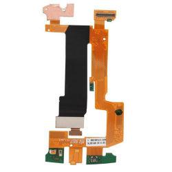 Schuifregelaar voor het lint van de Flex-kabel voor de hoofddia van BlackBerry 9800 9810