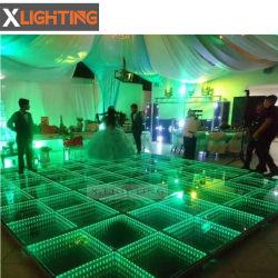 LED Video 3D plancher de danse pour mariage