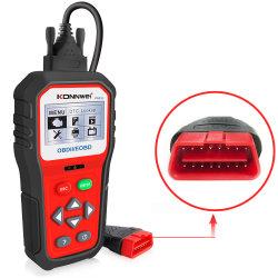 Квт818 Konnwei универсальный код автомобиля устройство чтения карт памяти Auto инструмент диагностического сканирования
