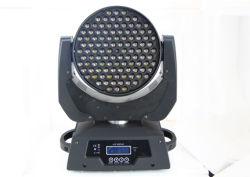 108*3W RGBW LED зум промойте перемещение головки блока цилиндров