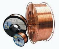 Er70s-6 / CO2 sólido Gas-Shielded revestido a cobre do fio de solda MIG