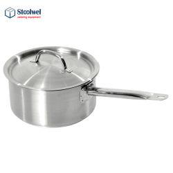 Cookware-gesetzter Edelstahl-Kapsel-Unterseiten-Roheisen-Soße-Potenziometer