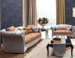 Jacquard Fabric Sofa voor woonkamermeubilair
