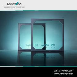 Landvac Nouveau Design en Verre Trempé Isolé sous Vide à Faible Valeur U pour le Bâtiment à Énergie Solaire
