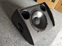X12 L 청각적인 동축 12inch 네오디뮴 수동적인 상단 PA 스피커