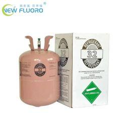 Gás de refrigeração do refrigerante R32 para o gás refrigerante do sistema de ar condicionado