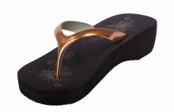 OEM haut talon Fashion Diamante femmes Slipper