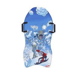 De nouveaux produits Outdoor Logo personnalisé Skis de neige Conseil Hiver Sport snowboard avec deux de la poignée