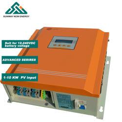 Wsscc-3 12V 24V 40A LCD 전압 조절기 USB 5V 솔라 레귤레이터 PWM 태양광 충전 컨트롤러