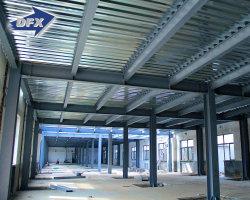 Workshop de aço da estrutura do Autocad construir estruturas prefabricadas