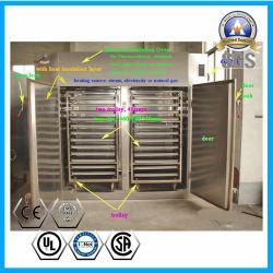 Secador de bandeja de gabinete/ forno de secagem de alimentos/ Erva Pó Molhado Grânulo Pelotas/ Medicamentos à base de peixe // Carnes/// Flores em pó de produtos farmacêuticos