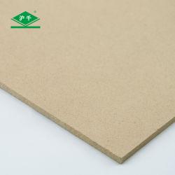 4.75 مم من نوع Thin E1 من نوع MDF عادي للاستخدام الداخلي
