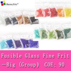 Coe 90 Fusion de grande taille Frittes le site Lampwork verre DIY Craft Creative série Hot Melt Handmade Verre de fusion