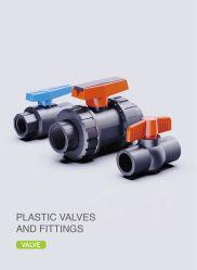 Era UPVC Plástica da Válvula de Esfera Pn10 Pn16 F1970 Padrão com NSF-Pw & Certificado UPC