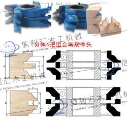 Hartmetall-Messer-hölzerne Verbindung bearbeitet Tct-Finger-Verbindungs-Scherblock-Holz für die Türrahmen-Herstellung