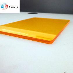 На заводе литые3мм 4 мм черный полупрозрачный PMMA Plexiglass платы материала для установки внутри помещений