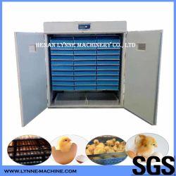 Macchina dello stabilimento d'incubazione delle uova del pollame/pollo/quaglie delle 10000 holding con il cassetto