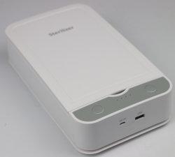 Alimentation USB UV Ultraviolet Radiation Double Smart Phone Téléphone cellulaire, masque, Boîte de stérilisation de bijoux de la brosse de maquillage