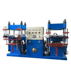 La placa de caucho automática completa de la vulcanización Press/máquina de vulcanización de caucho