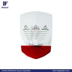 AC220V/het Binnenlandse Alarm van Co van de Koolmonoxide AC110V Detector aC-In werking gestelde (GT)