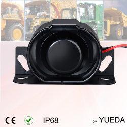 112dB Avertissement sonore alarme pour véhicule de l'industrie lourde