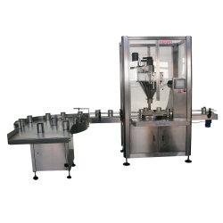 Automatisches Dosen-Führen, Puder füllende und Verpackmaschine (XFF-G)