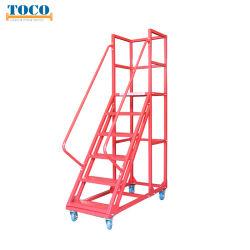Prijs van de Ladder van het Platform van de Stap van het Doel van het Metaal van het Staal van de Leverancier van China de Multi