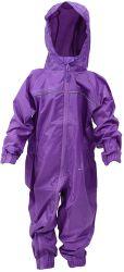 Wasserdichtes Rainsuit, alles in einer trockenen Klage für im Freienspiel. Ideale Oberbekleidung für Jungen und Mädchen