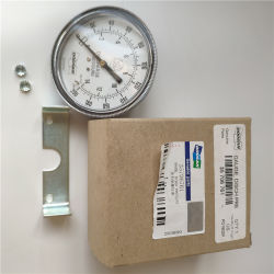 工場価格のIngersollのランドの空気圧縮機排出の圧力計35706761
