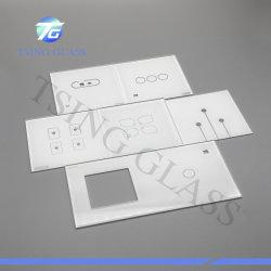 3-19мм плоской/изогнутый закаленного/ламинированные/Silk-Screen/безопасности/здание из стекла окна/двери/электрического прибора