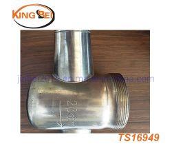 OEMティグ溶接またはレーザ溶接の部品、深いデッサンの部品、曲がる部品押す