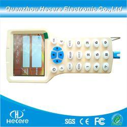 بطاقة تعريف RFID IC الخاصة بالبطاقة الذكية الفائقة ذات التردد الماتل الناسخة