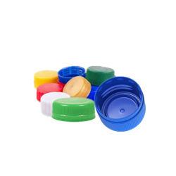 28mm Cpo tapa tapa de plástico/tapa de plástico para agua de manantial