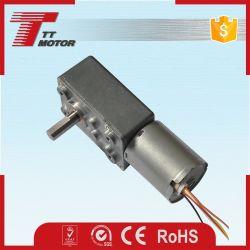 Micro engrenagem semfim 24V DC motor sem escovas para equipamento médico