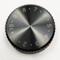 Delen van het metaal, het Gehele Proces dat van de Knop van de Legering van het Aluminium van de Delen Scheerapparaat van het Van de consument van de Elektronika CNC machinaal bewerken die de Concentrische Gravure van de Cirkel, de Gravure van de Laser maalt