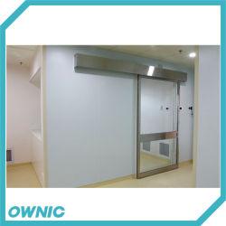 Vidro corrediço de porta automática para ICU