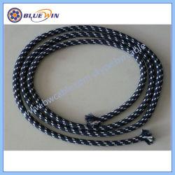 Черный железный кабель электрический паровой утюг провод H03rt-H