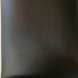 Pure Anti-Abrasion PU élastique souple en cuir synthétique sans le soutien de tissu pour la selle DE VELO BICYCLETTE