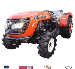 De compacte die Tractor van de Serre van de Boomgaard van de Landbouwmachines van het Landbouwbedrijf 45HP 4WD in Wijngaard Th-454 wordt gebruikt